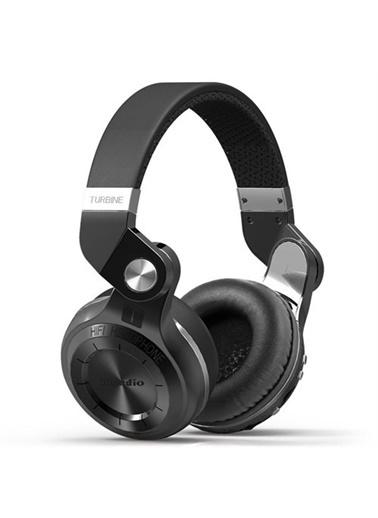 Bluedio T2 Plus Bluetooth 5.0 + Fm Radyolu,Sd Kart Destekli Kulaklık Siyah